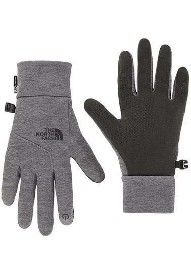 The North Face The North Face Etip Glove Kadın Eldiven Gri Gri